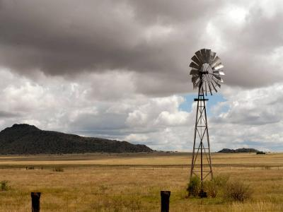 fracking in the karoo