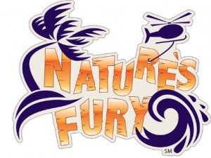 Nature's Fury logo