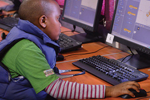 Kids Who Code