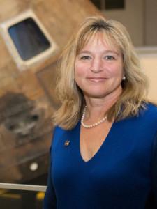 Dr Ellen Stofan