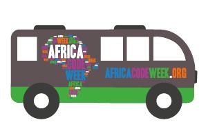 Africa Code Week Bus
